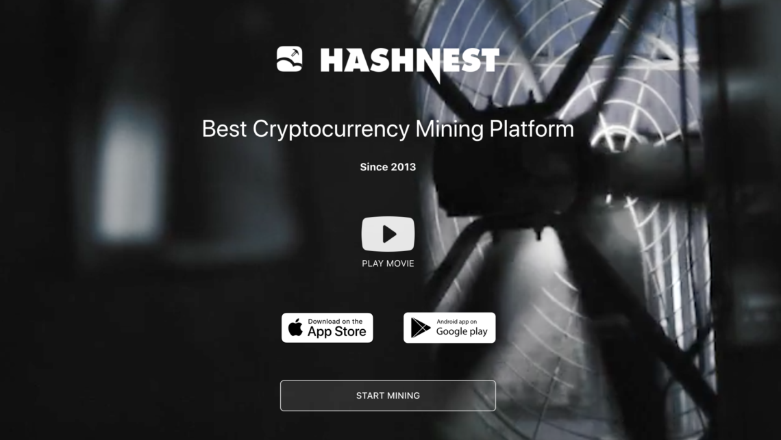 HashNest Cover