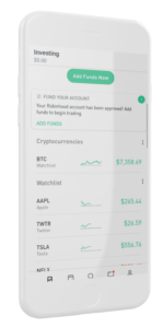 Robinhood Mobile App
