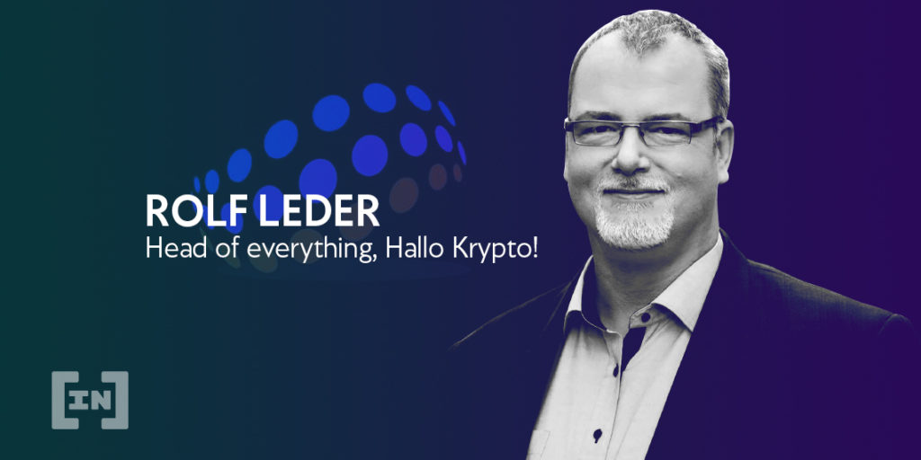 Interview mit Rolf Leder von Hallo Krypto!
