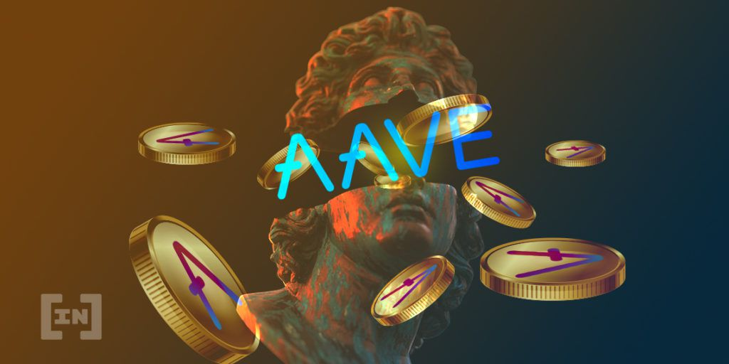 AAVE DeFi Coin