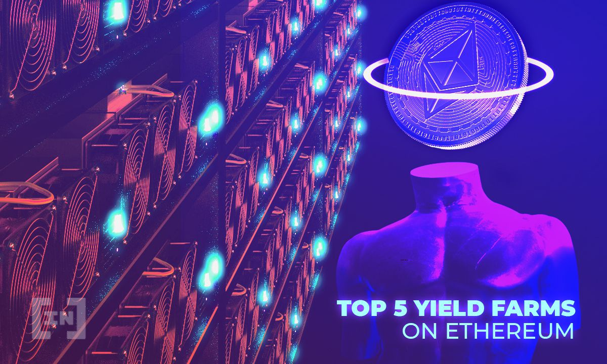 Top 5 Yield Farms auf Ethereum